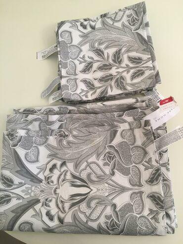 brilliance v5 16 at в Кыргызстан: Скатерть новая, Италия Zara Home размер 225×225 8шт салфеток