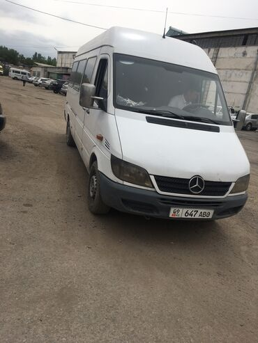 Mercedes-Benz Sprinter 2.2 л. 2005