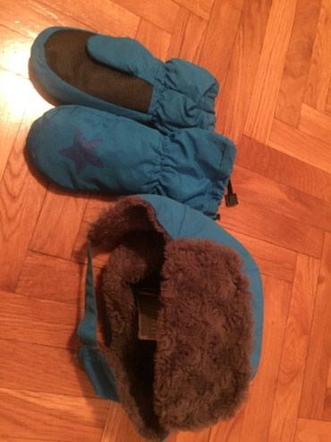 Dečije jakne i kaputi | Novi Pazar: Kapa i rukavice za ekstra kvalite nepromocivo kapa je sa krznom