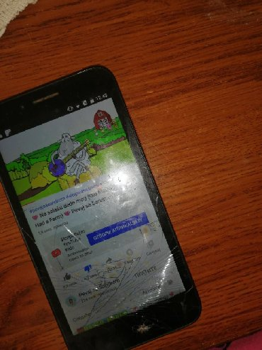 Alcatel-one-touch-pixi-2-4014x - Srbija: Pukao ekran, inace radi bez greske alcatel go