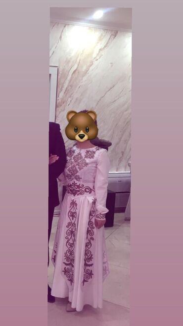 Продаю национальное платье. Надевала только один раз на узатуу