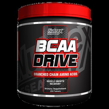 BCAA Drive Black Nutrex  BCAA DRIVE Black - аминокислоты с разветвленн