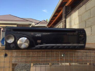 автомагнитофон jvc в Кыргызстан: Магнитола JVC -3000 сом Или меняю Оригинал