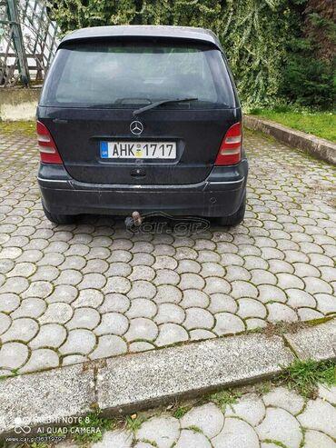 Mercedes-Benz A 170 1.7 l. 2001 | 350000 km