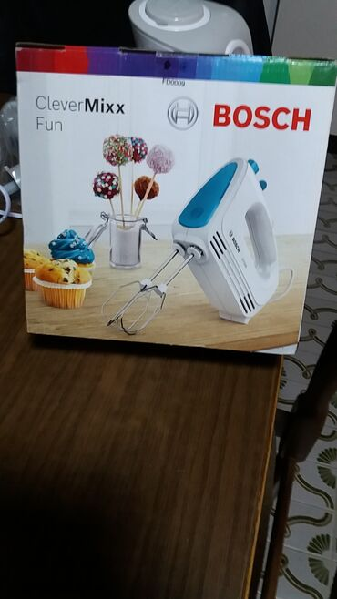 Elektronika - Zajecar: Proizvođač: Bosch Tip: Mikser  Bosch-ov mixer zadnji model,nov ne kor