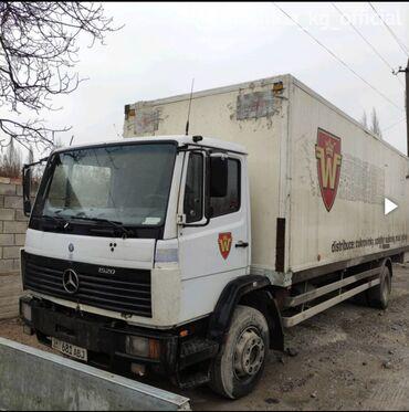 рефрижератор бу купить в Кыргызстан: Год выпуска 1997 Цвет белый Двигатель 6.0 л. / дизель Коробка механика