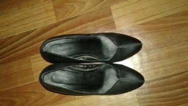 туфли кожаные 37-38 размер в Бишкек