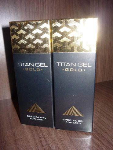 Титан гель голд в Бишкек