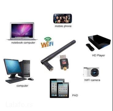 Usb wifi adapter sa antenom novo akcija - Uzice