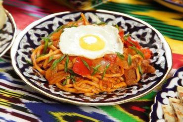 дунг\уйгур\вост\китай\блюда---корей\европ\салаты----готовлю блюда на в Бишкек