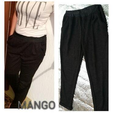 Mango - Srbija: MANGO BAGGY TRENERKA M/LPrelepa trenerka,Mango M Baggy kroja,ima