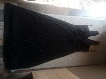Haljina-bela-duga-cm - Srbija: Duga crna haljina