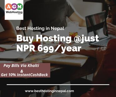 Hosting Company in Nepal - Best Hosting in Nepal  It's Something That