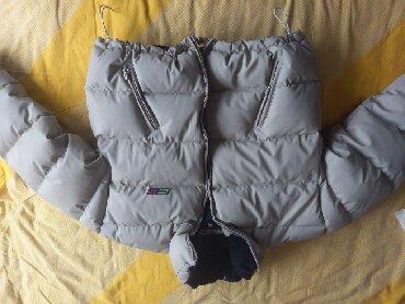 Zimska-jakna-topla-xl - Srbija: Topla zimska,kraca jakna,moderna
