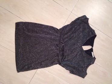 вечернее платье короткие в Кыргызстан: Серое блестящее платье, короткое,открытые плечи, чистое