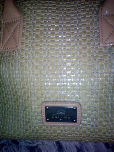 Bez-torbica - Srbija: Carpisa torbica kao nova Bez ikakvih mana ili ostecenja