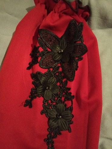красное длинное платье в пол в Кыргызстан: Срочно продаю красивое платье. длина платья в пол. очень удобное в