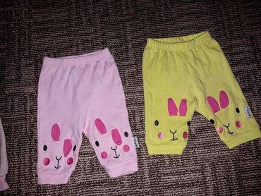 Pantalonice za bebu. 68