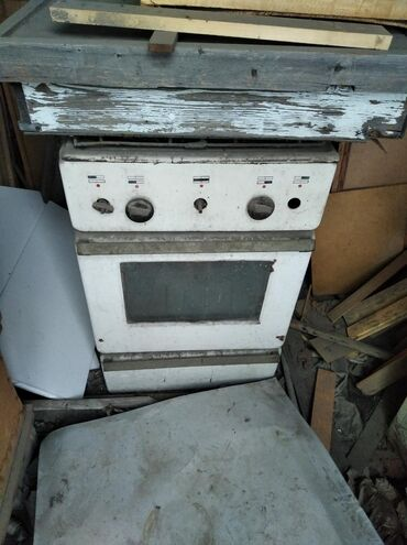 Газовая плита, советская. совсем недорого -800сомов.  та что на фото