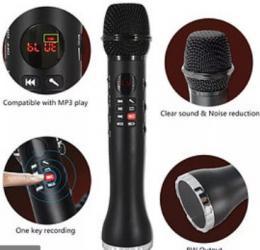 караоке в Кыргызстан: Микрофон караоке L-598 оригинал