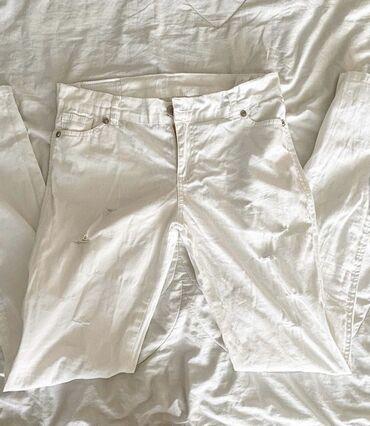 Bele pantalone - Srbija: Bele pantalone XS