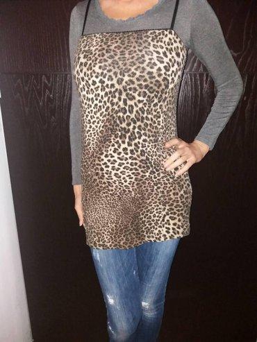 Snizeno prelepa animal print rinscimento tunika, haljina in Novi Sad