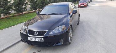 Lexus Azərbaycanda: Lexus IS 2.5 l. 2006 | 250000 km