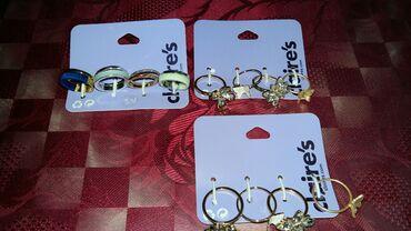 Haljina-na-popustu-xl - Srbija: Claire's prstenje(novo),vel.S/M i L/XL.Cena je po paketu,na dva ima po