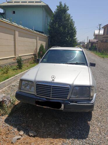Mercedes-Benz W124 2 л. 1990 | 386000 км
