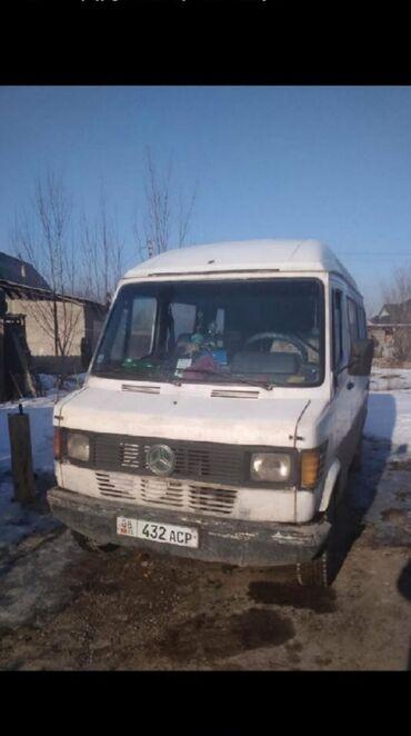 Грузовой - Кыргызстан: Mercedes-Benz 2.4 л. 1993
