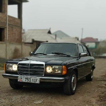 Mercedes-Benz W123 1983 | 313544 км