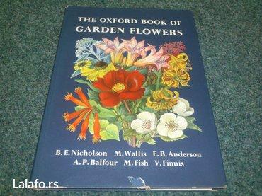 Motorola-moto-x-32gb - Srbija: Naslov: the oxford book of garden flowers autor(i): anderson, e. B