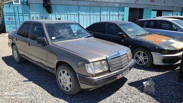 диски ромашка мерседес в Кыргызстан: Mercedes-Benz 300 3 л. 1988 | 111111 км