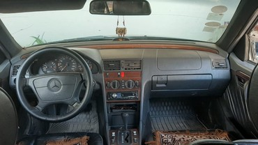 Avtomobillər - Kürdəmir: Mercedes-Benz 220 1994 | 577000 km