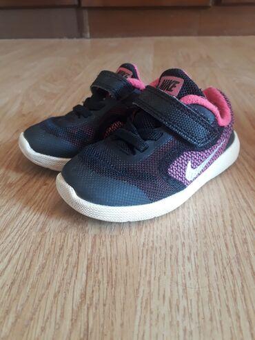 Za decu - Kladovo: Nike patikice br 22 Duzina unutrasnjeg gazista 12cm