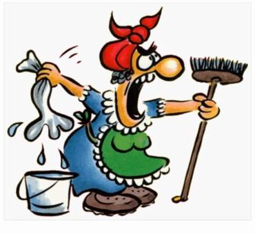 Pomoć u kući i čišćenje | Srbija: Generalno sredjivanje 5.000 dinara, ukoliko je zapusteno 6.000; (do 4