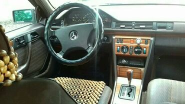 Транспорт - Кемин: Mercedes-Benz W124 2 л. 1991