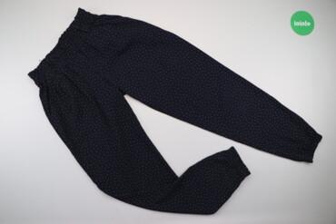 Жіночі штани у цяточку    Довжина: 108 см Довжина кроку: 78 см Напівоб