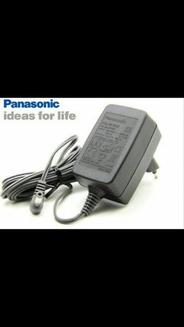 Bakı şəhərində Panasonic adaptor oriqinal teze...6.5volt=500mA...qiymet son