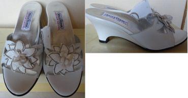 Туфли, новые, белые, разм.37-38, Италия, в Бишкек