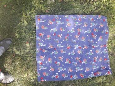 Б/у Тонкое детское одеяло для кровати в Бишкек
