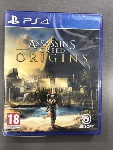 Bakı şəhərində Assassin's Creed ORİGİNS