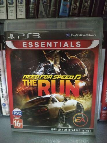 need for speed - Azərbaycan: Need for Speed The Run PS3 oyunu