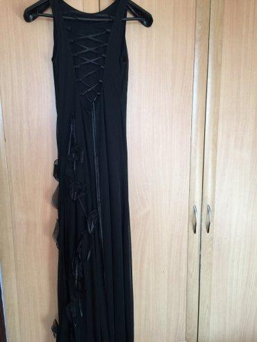 Платье со декаративной шнуровкой на спине, Турция, цена 2000 в Бишкек