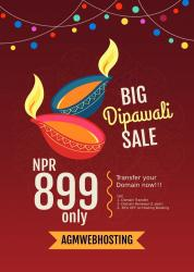 Now you can easily transfer your domain only NPR.899/only with AGM Web in Kathmandu