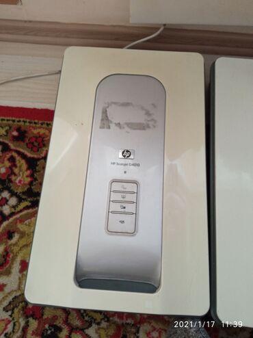 сканеры пзс ccd набор стержней в Кыргызстан: Продаю сканеры в количестве 3 штуки, марки HP Skanjet две модели G сом
