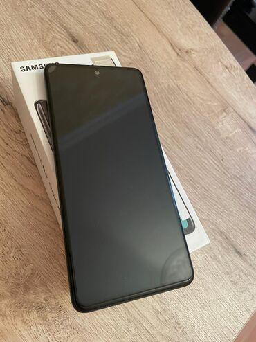 Samsung A51   64 GB   qara   Sensor, Barmaq izi, İki sim kartlı