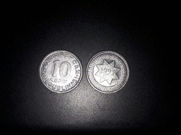 Bakı şəhərində 1992-ci il 10 qep 1993-cu il 20 qepik