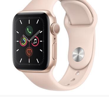 Аксессуары - Сокулук: Apple Watch 5 диаметр 40-44! Важно : хорошее состояние полная