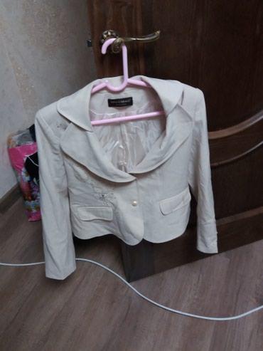 Продаю белый пиджак